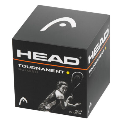 Squash bold fra HEAD. 1 stk. i kubisk æske.