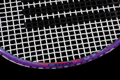 Ramme på badminton-ketcher.