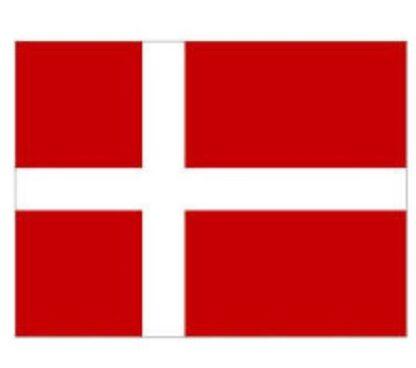 Flag - Danmark