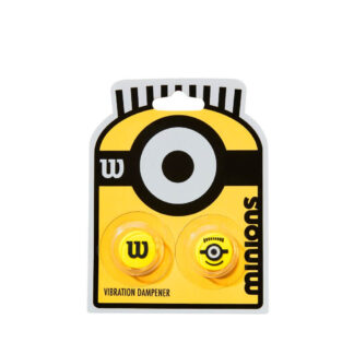 2 vibra dampeneres with ikons of the adorable Minions