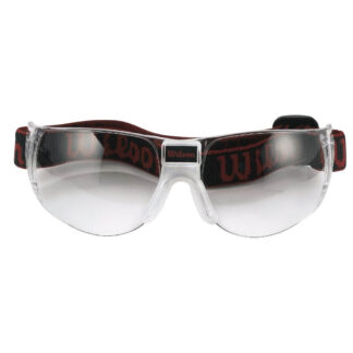 Squash protection goggles. Frameless.
