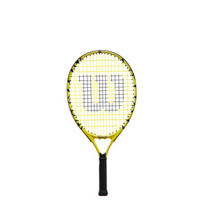 """Junior tennis racquet (21"""") with Minions icons."""